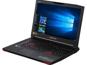 "Acer Predator 17 G9-792-790G Gaming Laptop Intel Core i7 6700HQ (2.60 GHz) 64 GB DDR4 Memory 2 TB HDD 512 GB SSD NVIDIA GeForce GTX 980M 8 GB GDDR5 17.3"" 4K/UHD Windows 10 Home"