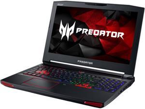 "Acer Predator 15 G9-593-72VT Gaming Laptop Intel Core i7 6700HQ (2.60 GHz) 16 GB Memory 1 TB HDD 256 GB SSD NVIDIA GeForce GTX 1060 6 GB GDDR5 15.6"" Windows 10 Home 64-Bit"