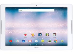 "Acer 10.1"" B3-A30-K5PJ MTK MT8163 (1.30 GHz) 1 GB Memory 16 GB eMMC Android 6.0 (Marshmallow) Tablet"