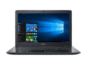"Acer Laptop Aspire E5-774G-52W1 Intel Core i5 7200U (2.50 GHz) 8 GB DDR4 Memory 256 GB SSD NVIDIA GeForce 940MX 17.3"" Windows 10 Home 64-Bit"