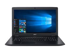 "Acer Laptop Aspire E5-774G-52W1 Intel Core i5 7th Gen 7200U (2.50 GHz) 8 GB DDR4 Memory 256 GB SSD NVIDIA GeForce 940MX 17.3"" Windows 10 Home 64-Bit"
