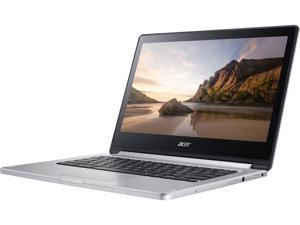 "Acer R13 CB5-312T-K40U Chromebook MTK MT8173C (2.1 GHz) 4 GB LPDDR3 Memory 64 GB internal Storage 13.3"" Touchscreen Chrome OS"