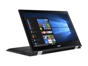 "Acer Spin 3 SP315-51-54MW Intel Core i5 6th Gen 6200U (2.30 GHz) 8 GB Memory 256 GB SSD 15.6"" Touchscreen 1920 x 1080 Convertible 2-in-1 Laptop Windows 10 Home 64-Bit"