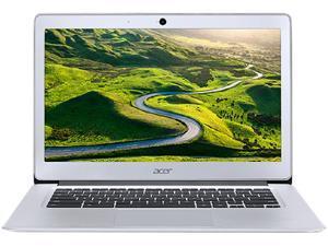 "Acer CB3-431-C5EX Chromebook Intel Celeron N3160 (1.60 GHz) 4 GB Memory 32 GB eMMC SSD 14.0""  Chrome OS"