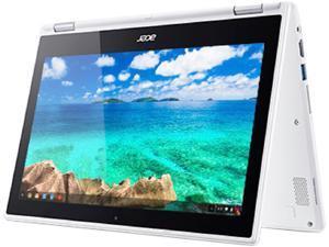"Acer CB5-132T-C8ZW Chromebook Intel Celeron N3060 (1.60 GHz) 4 GB Memory 16 GB eMMC SSD 11.6"" Touchscreen Chrome OS"