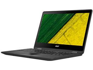 "Acer Spin 5 SP513-51-55ZR Intel Core i5 6th Gen 6200U (2.30 GHz) 8 GB Memory 256 GB SSD 13.3"" Touchscreen 1920 x 1080 2-in-1 Laptop Windows 10 Home 64-Bit"