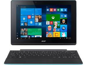 "Acer Aspire Switch 10 E SW3-013-16WJ 2-in-1 Laptop Intel Atom Z3735F (1.33 GHz) 500 GB HDD 32 GB Flash SSD Intel HD Graphics Shared Memory 10.1"" Touchscreen Windows 10 Home 32-Bit (Manufacturer Recert"