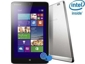 "Lenovo Ideatab Miix 2 8 Windows Tablet Intel Atom Z3740 2GB RAM 64GB SSD 8"" Windows 8.1"