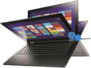"Lenovo IdeaPad Yoga 2 Pro (59RF0579) Intel Core i5 4GB Memory 128GB SSD 13.3"" Touchscreen Ultrabook Windows 8.1"