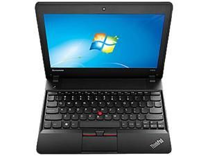 "Lenovo ThinkPad X140e 20BLS00300 11.6"" LED Notebook - AMD - E-Series E1-2500 1.4GHz - Midnight Black"