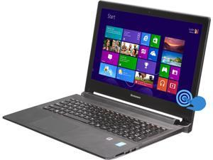 "Lenovo 2-in-1 Notebook Flex 2 15 (59418262) Intel Core i5 4210U (1.70 GHz) 6 GB Memory 500 GB HDD 8 GB SSD Intel HD Graphics 4400 15.6"" Touchscreen Windows 8.1"