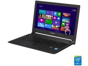 "Lenovo 2-in-1 Notebook Flex 2 15 (59418264) Intel Core i7 4th Gen 4510U (2.00 GHz) 8 GB Memory 1 TB HDD Intel HD Graphics 4400 15.6"" Touchscreen Windows 8.1"