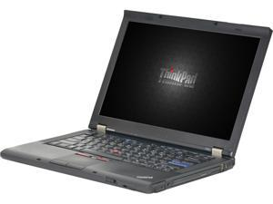 "Lenovo ThinkPad T410 14"" Notebook with Intel Core i5 2.40Ghz, 4GB DDR3, 250GB HDD, DVDRW, eSATA, Firewire, DisplayPort, Windows 7 Professional 64 Bit"