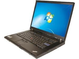 "Lenovo Laptop T61 Intel Core 2 Duo 2.00 GHz 2 GB Memory 80 GB HDD 15.4"" Windows 7 Home Premium"