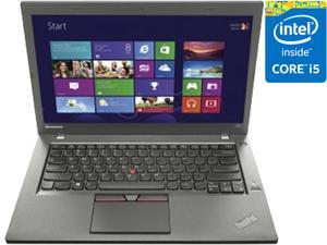 "Lenovo ThinkPad T450 20BV000CUS 14"" LED Notebook - Intel Core i5 i5-5300U Dual-core (2 Core) 2.30 GHz - Black"