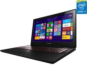 "Lenovo Y50 (59442856) Gaming Laptop Intel Core i7 4720HQ (2.60 GHz) 8 GB Memory 1 TB HDD 8 GB SSD NVIDIA GeForce GTX 960M 2 GB GDDR5 15.6"" Windows 8.1"