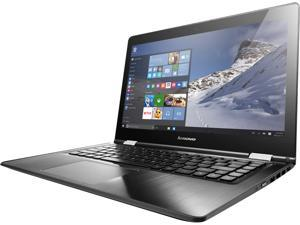 "Lenovo Flex 3 14 (80JK002BUS) 2-in-1 Laptop Intel Core i5 5200U (2.20 GHz) 500 GB HDD 8 GB SSD Intel HD Graphics 5500 Shared memory 14"" Touchscreen Windows 10 Home"
