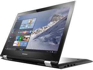 Lenovo Flex 3 2-in-1 Convertible laptop Intel Core i5-6200U (2.30 GHz) 8 GB Memory 1 TB HDD 15.6'' Touchscreen Windows 10 Home