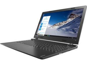 "Lenovo Laptop IdeaPad 80QQ002DUS Intel Core i3 5020U (2.20 GHz) 4 GB Memory 500 GB HDD Intel HD Graphics 5500 15.6"" Windows 10 Home"