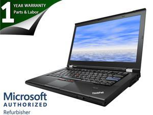 ThinkPad Laptop with Docking Station T Series T420 Intel Core i5 2520M (2.50 GHz) 8 GB Memory 256 GB SSD Intel HD Graphics 3000 Windows 7 Professional