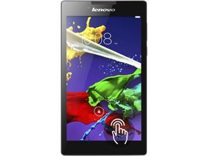 "Lenovo Tab 2 A7-20 (59444658) Tablet MTK MT8161 (1.30 GHz) 1 GB DDR2 8 GB Flash Storage 7.0"" 1024 x 600 Touchscreen 0.3 MP Front / 2.0 MP Rear Camera Android 4.4 (KitKat)"