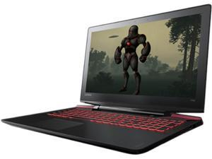 "Lenovo IdeaPad Y700 (80Q0000GUS) Gaming Laptop Intel Core i7 6700HQ (2.60 GHz) 8 GB Memory 256 GB SSD NVIDIA GeForce GTX 960M 4 GB GDDR5 17.3"" Windows 10 Home 64-Bit"