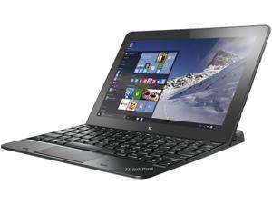 "ThinkPad 10 (2nd Gen) Intel Atom 4 GB Memory 10.1"" Tablet PC Windows 10 Pro 64-Bit 20E3000WUS"