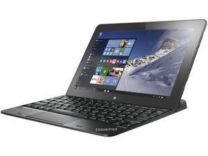 "ThinkPad 10 (2nd Gen) 20E3000WUS Intel Atom 4 GB Memory 10.1"" Tablet PC Windows 10 Pro 64-Bit"