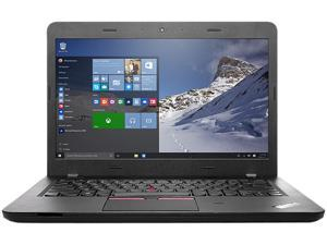 "Lenovo Laptop ThinkPad E460 (20ET0014US) Intel Core i5 6200U (2.30 GHz) 4 GB Memory 500 GB HDD Intel HD Graphics 520 14.0"" Windows 7 Professional 64-Bit (downgrade from Windows 10 Pro)"