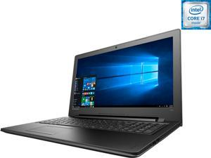 "Lenovo Laptop IdeaPad 300 80Q700V7US Intel Core i7 6500U (2.50 GHz) 8 GB Memory 1 TB HDD Intel HD Graphics 520 15.6"" Windows 10 Home 64-Bit"