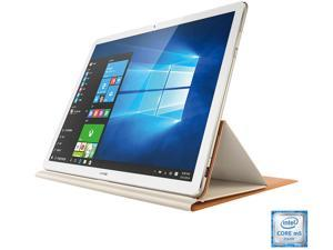 "Huawei MateBook HZ-W19 Intel Core M5 6Y54 (1.10 GHz) 8 GB Memory 256 GB SSD 12"" Touchscreen 2160 x 1440 2-in-1 Laptop Windows 10 Home"