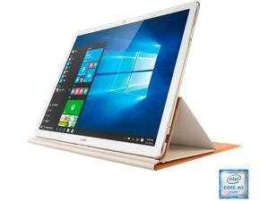 "Huawei MateBook HZ-W19 Intel Core M5 6Y54 (1.10 GHz) 8 GB Memory 512 GB SSD 12"" Touchscreen 2160 x 1440 2-in-1 Laptop Windows 10 Home - Keyboard Sold Separately"