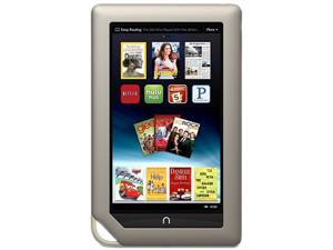 "Barnes & Noble NOOK BN-RTV250-8GB-K TI OMAP4430 1.00GHz 7"" 1GB Memory 8GB Tablet"