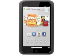 "Barnes & Noble Nook HD BNTV400 OMAP 4470 1 GB Memory 16 GB 7.0"" Touchscreen Tablet Android 4.0.3 Ice Cream Sandwich"