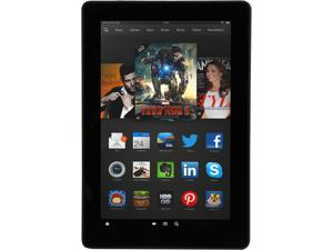"Amazon Kindle Fire HDX Qualcomm Snapdragon 800 2 GB Memory 16 GB 8.9"" Touchscreen Tablet Fire OS 3.0 Mojito"