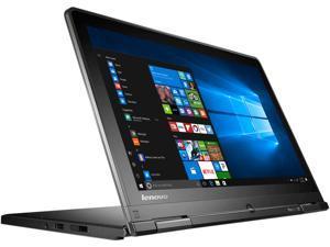 "Lenovo ThinkPad Yoga 12 20DL0076US 12.5"" Touchscreen 2 in 1 Ultrabook - Intel Core i5 i5-5200U Dual-core (2 Core) 2.20 GHz"