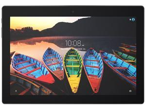 """Lenovo Tab3 10 Business Edition ZA0X0018US Tablet MTK 1.30 GHz 2 GB Memory 32 GB Flash Storage 10.1"""" IPS Touchscreen 1920 x 1200  Android 6.0 (Marshmallow)"""