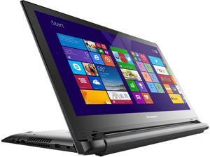 "Lenovo Laptop Flex 2 59418211 AMD A6-Series A6-6310 (1.80 GHz) 4 GB Memory 500 GB HDD 15.6"" Windows 8.1"