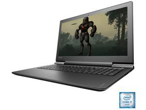 "Lenovo IdeaPad 700 (80RU00D7US) Gaming Laptop Intel Core i7 6700HQ (2.60 GHz) 16 GB DDR4 Memory 1 TB HDD 128 GB SSD NVIDIA GeForce GTX 950M 4 GB 15.6"" Windows 10 Home 64-Bit"