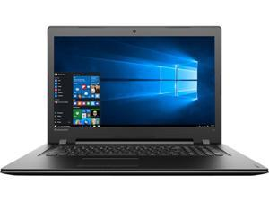 "Lenovo Laptop IdeaPad 300 80QH0088US Intel Pentium 4405U (2.10 GHz) 4 GB Memory 1 TB HDD Intel HD Graphics 17.3"" Windows 10 Home 64-Bit"