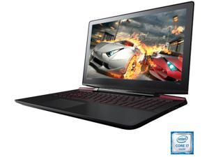 Lenovo IdeaPad Y700 80NV00Q9US Gaming Laptop 6th Generation Intel Core i7 6700HQ (2.60 GHz) 16 GB DDR4 Memory 1 TB ...