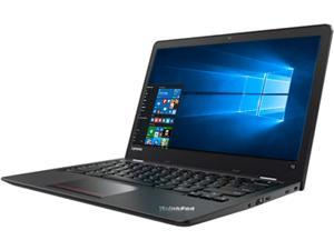 "Lenovo Laptop ThinkPad Intel Celeron 3855U (1.60 GHz) 4 GB Memory 16 GB eMMC SSD Intel HD Graphics 510 13.3"" Chrome OS"