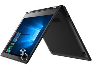 "Lenovo Flex 4 1470 (80SA0002US) Ultrabook Intel Core i7 6500U (2.50 GHz) 256 GB SSD AMD Radeon R5 M430 2 GB GDDR3 14"" Touchscreen Windows 10 Home"