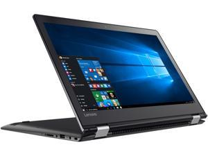 "Lenovo Flex 4 1580 80VE000MUS Intel Core i7 7th Gen 7500U (2.50 GHz) 8 GB Memory 256 GB SSD 15.6"" Touchscreen 1920 x 1080 2-in-1 Laptop Windows 10 Home 64-Bit"