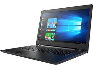 "Lenovo Laptop IdeaPad 110 17 (80VK000EUS) Intel Core i3 7th Gen 7100U (2.40 GHz) 4 GB Memory 500 GB HDD Intel HD Graphics 620 17.3"" Windows 10 Home"