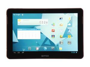"SKYTEX ST1012 1GB RAM Memory 10.2"" Tablet Android 4.0 (Upgrades to 4.1)"