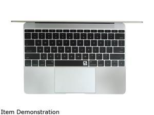 """EZQuest Invisible Keyboard Cover for MacBook 12"""" Pro US/ISO Model X22301"""