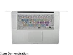 "EZQuest Apple Final Cut Pro X Keyboard Cover for MacBook, MacBook Air 13"", MacBook Pro, & Wireless Keyboard Model X22402"
