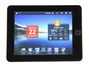 "Curtis KLU LT8025 IMAPx200 ARM 11 1.00GHz 8"" 256MB DDR II Memory 2GB Tablet PC"