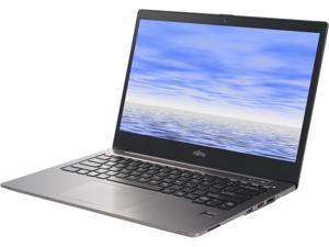 "Fujitsu LifeBook U904 (VFY:U9040M27A1GB) Ultrabook Intel Core i7 4600U (2.10GHz) 10GB Memory 512GB SSD Intel HD Graphics 4400 Shared memory 14"" Touchscreen Windows 8.1 Professional 64-Bit"